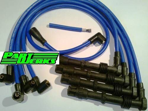Ford Sierra RS Cosworth RS 500 Saphire 10mm High Performance HT Ignition Leads Custom Made
