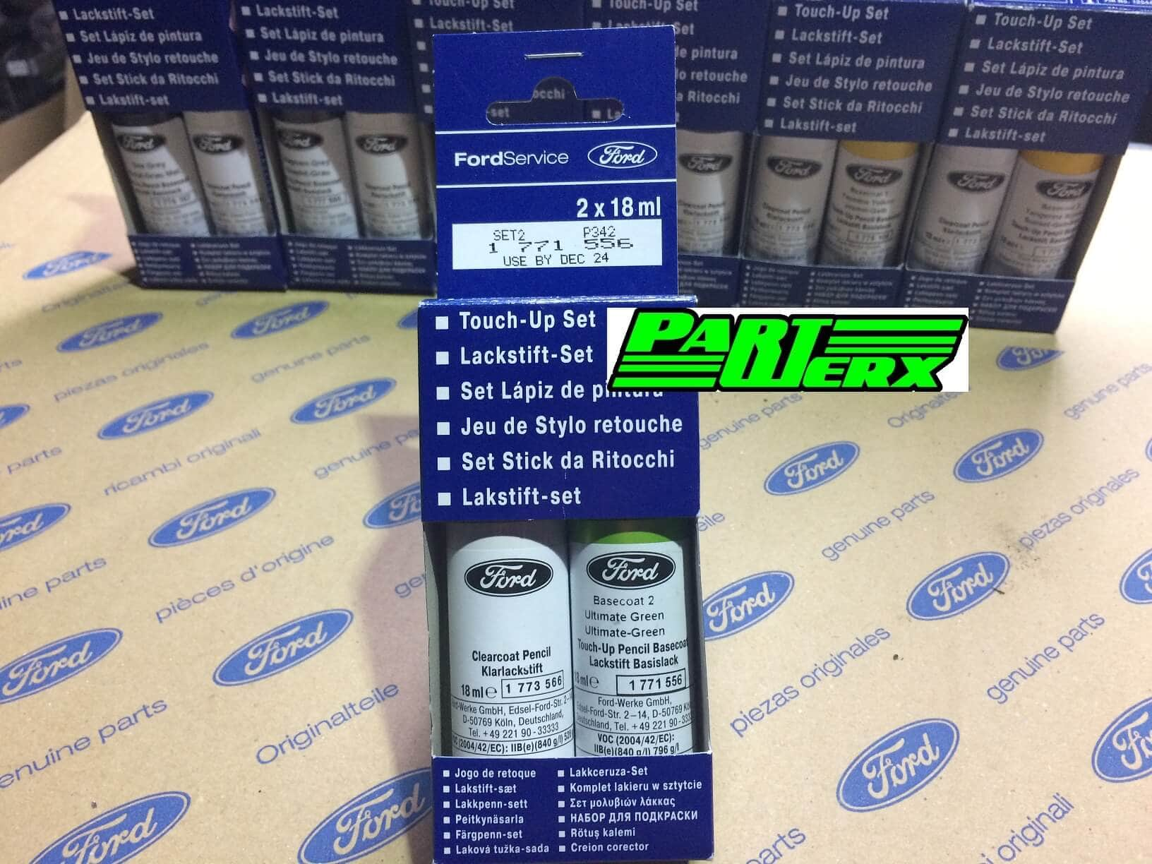 Genuine Ford Ultimate Green Touch Up Paint Stick Scratch Chip Repair