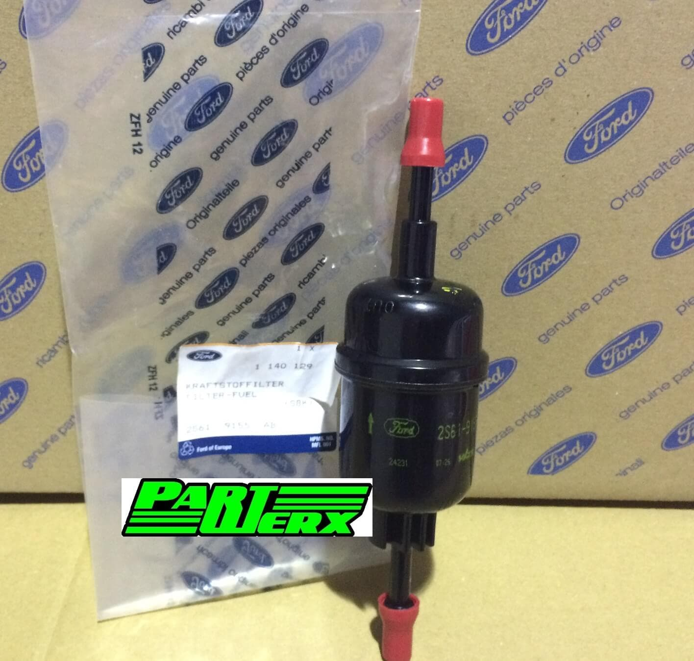 Genuine Ford Fiesta ST150 Ford Fuel Filter Brand New 1140129