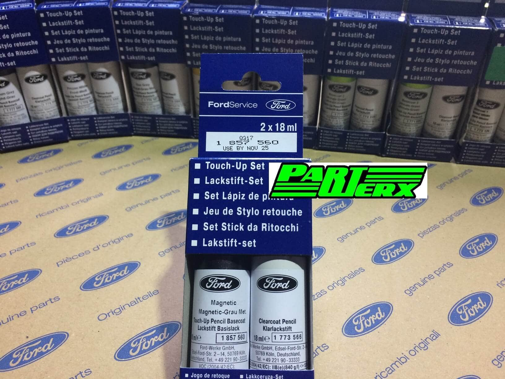 Genuine Ford Magnetic Grey Touch Up Paint Stick Scratch Chip Repair