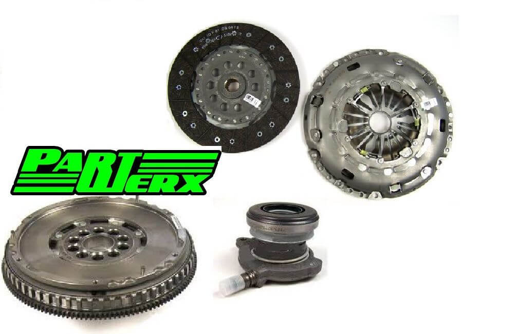 Ford-Focus ST MK2 RS Clutch Flywheel Upgrade Kit Replacement Genuine Ford New