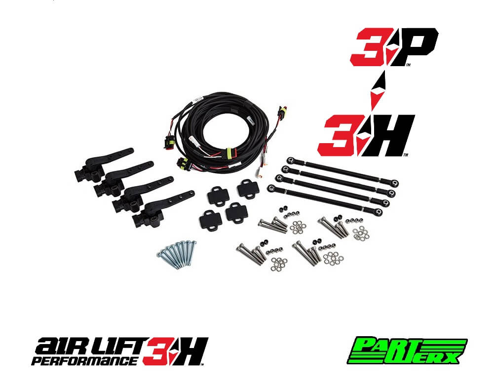 Air Lift Performance 3P to 3H Height Upgrade Air Lift Suspension