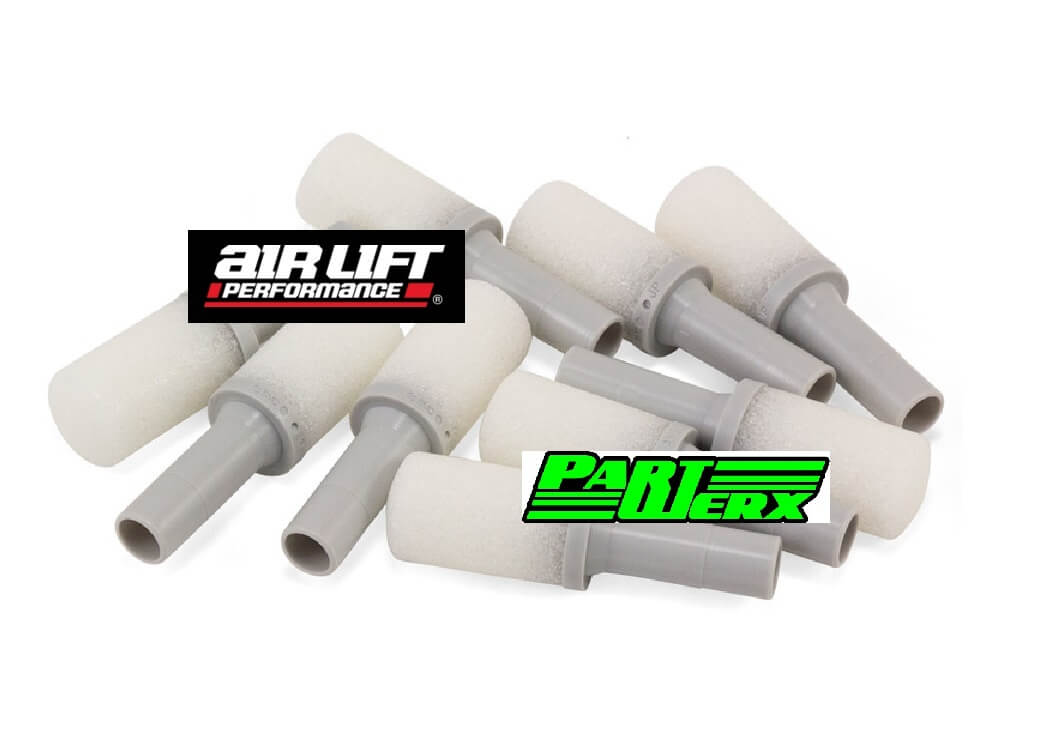 "Muffler - 3/8"" PLUG-IN - SMC # AN20-C11 Air Lift Performance Parts & Accessories"