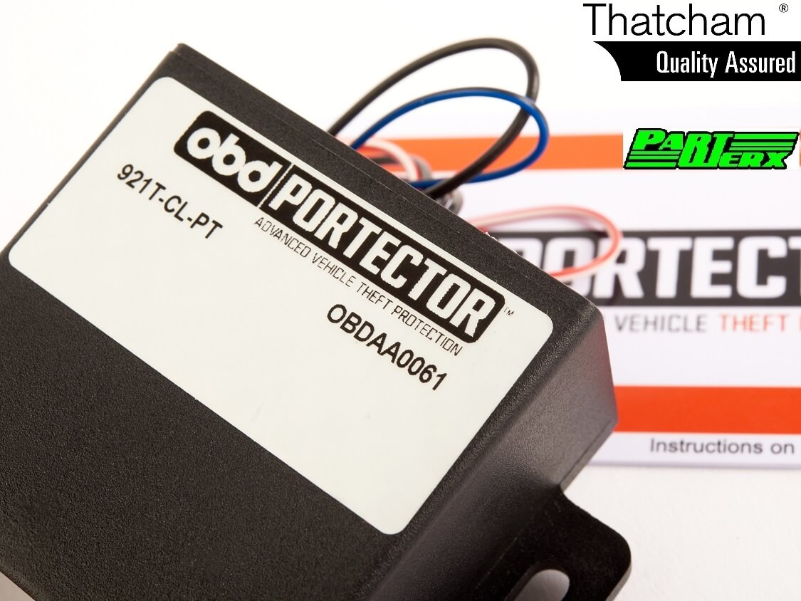 OBD Portector OBD Port Anti Theft Security System