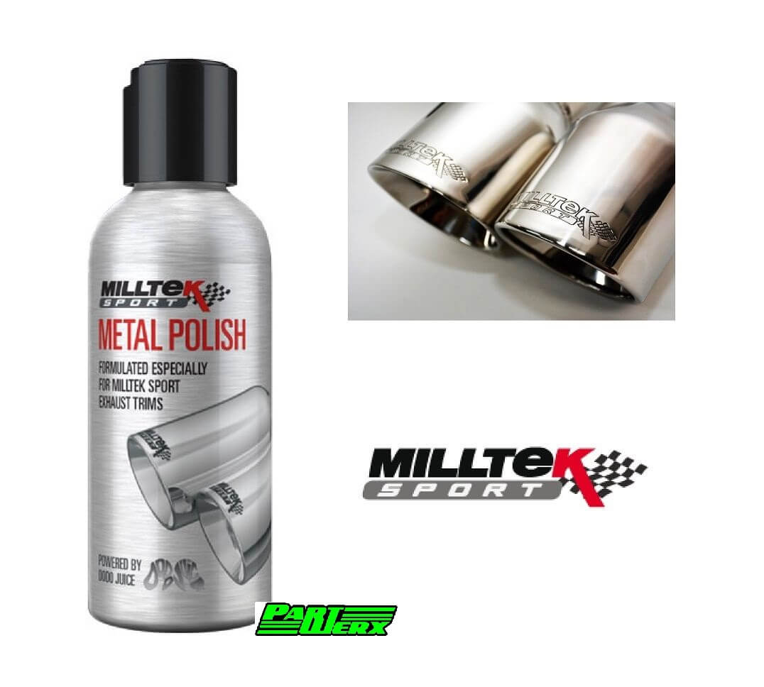Milltek Sport Metal Cleaning Polish