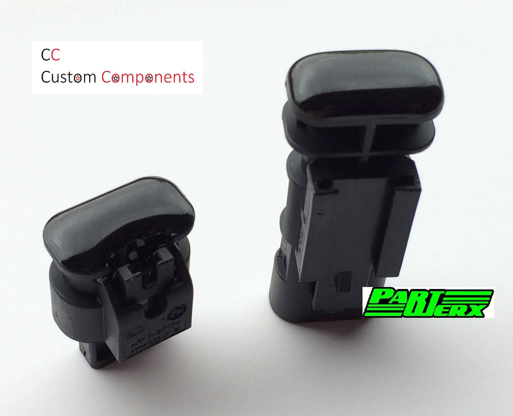 Exhaust Valve Wiring Loom Terminator & Blanking Plug Protector