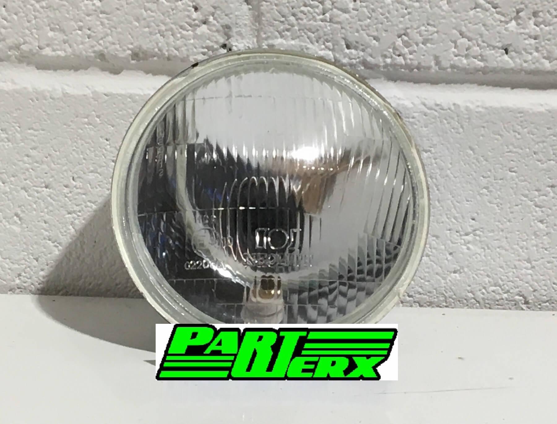 Universal Motorbike Car Headlight Fits various Honda Yamaha Suzuki Kawasaki Triumph