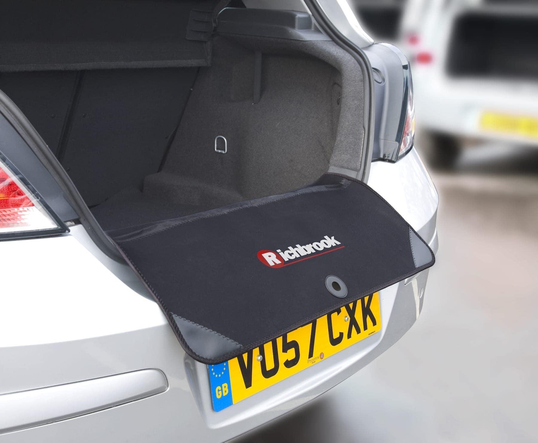Boot Lip & Bumper Protector Car Boot Trunk Edge Protection