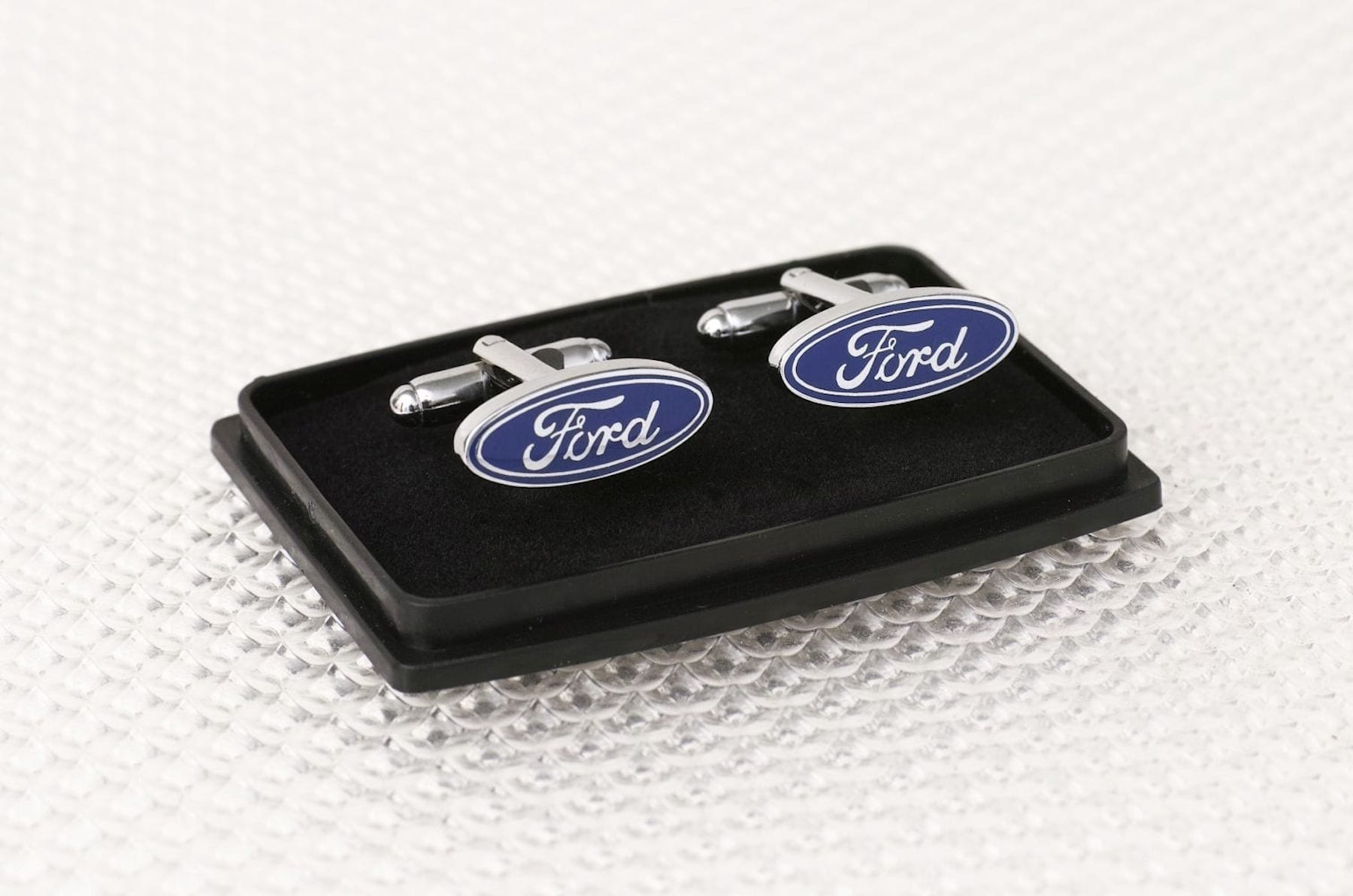 Official Licensed Ford Merchandise Ford logo cufflinks Shirt Suit Accessory