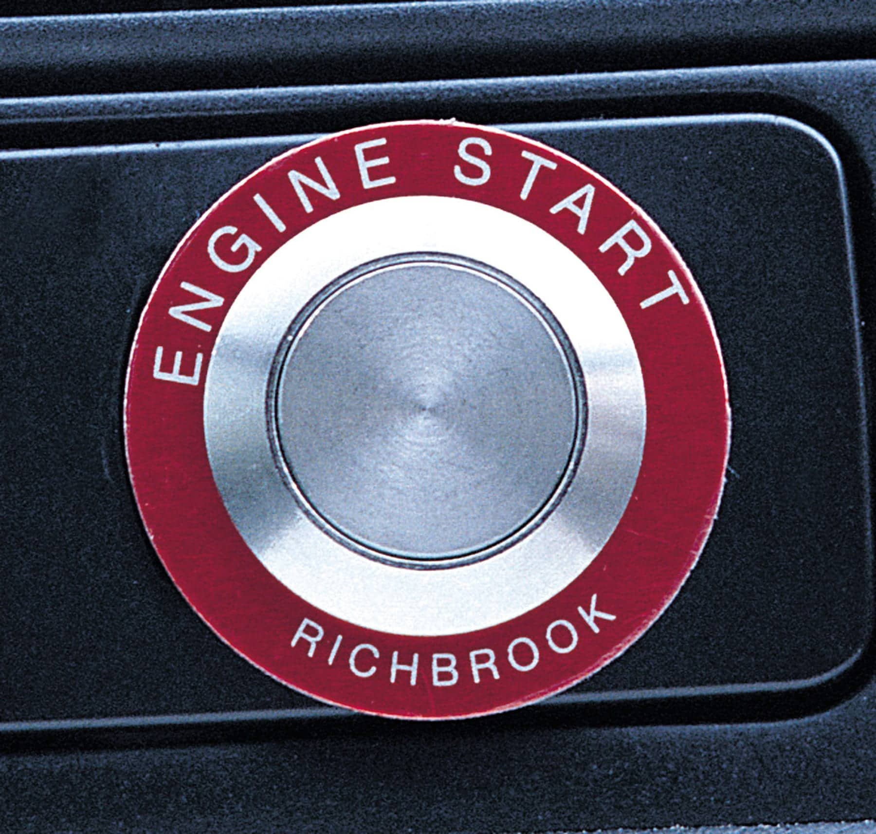 Engine Ignition Start Button Pro-Start Push Button Ignition Start - inc. fitting kit