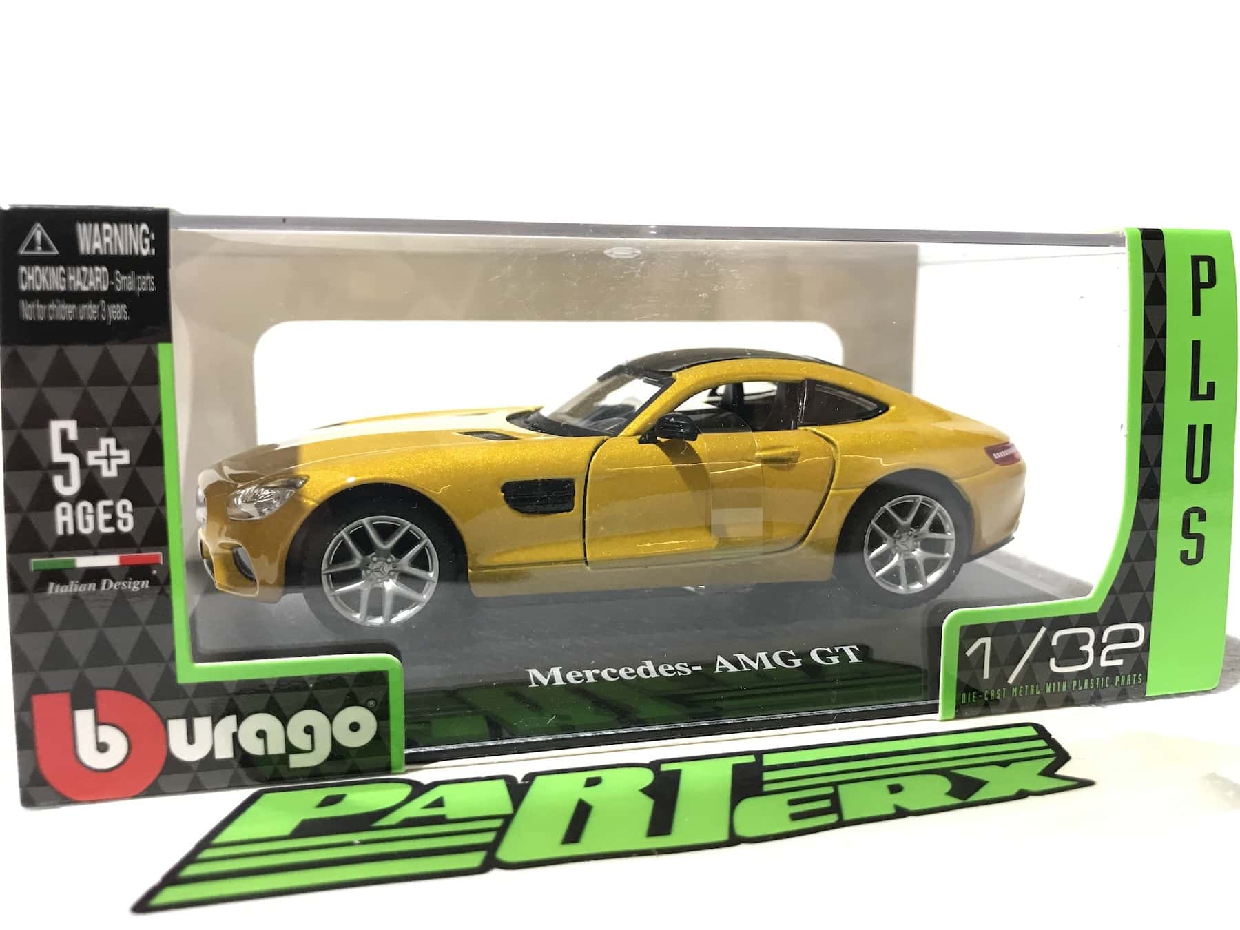 Mercedes Benz AMG GT 1:32 Porsche 911 Scale Model Toy Gift Birthday Present