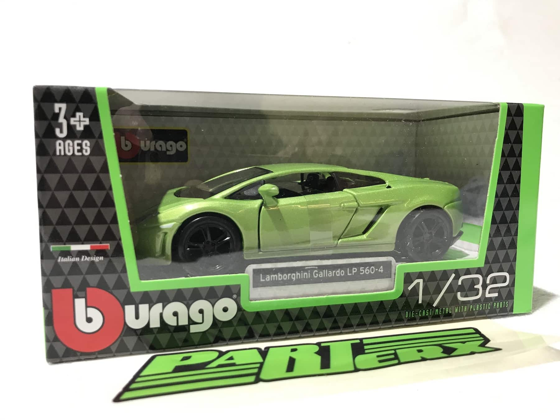 Lamborghini Gallardo LP560-4 1:32 Scale Model Toy Childs Kids Enthusiasts Collectors Gift