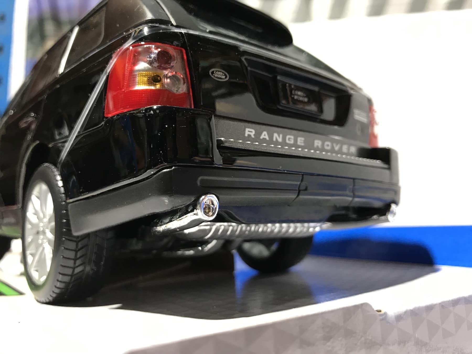 Land Rover Range Rover Sport 1:18 Scale Model Car Christmas Gift Xmas Birthday Present