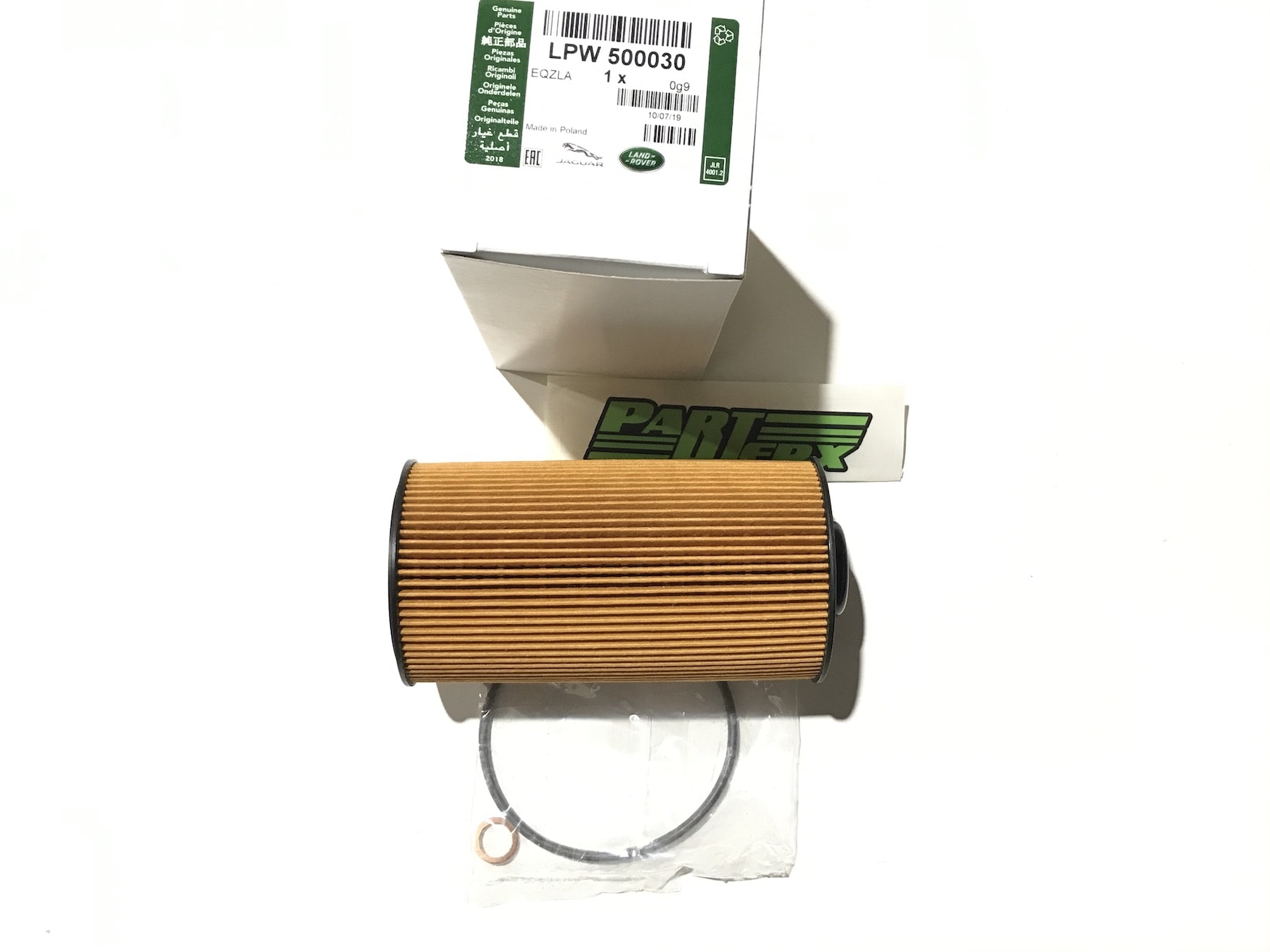 Land Rover Range Rover L322 4.4 V8 Engine Oil Filter Vogue Autobiography Genuine OEM LR Part