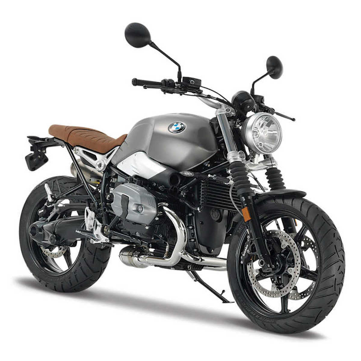 BMW R Nine T Scrambler 1:12 Scale Model Motorcycle Collectors Owners Present Gift