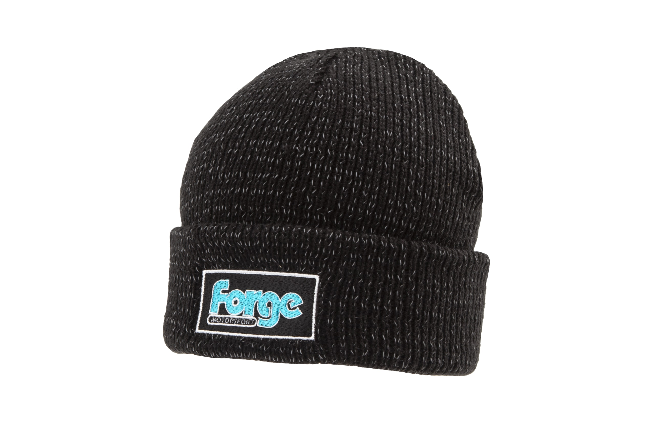 Forge Motorsport Reflective Beanie Hat Woolie Fans Accessory Gift Xmas Birthday Present 3