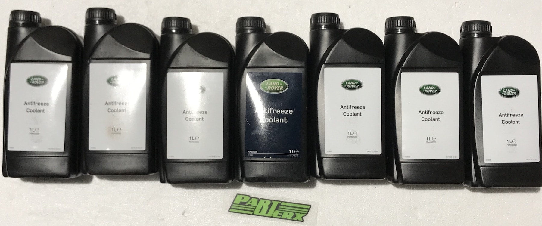 Land Rover Range Rover MK3 L322 Engine Antifreeze Coolant Vogue Autobiography 4.4 V8 5.0 SC Genuine OEM LR Parts